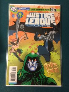 Justice League Unlimited #37