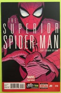 SUPERIOR SPIDER-MAN 10 GREEN GOBLIN MARVEL 2013