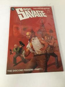 Doc Savage 1 Nm Near Mint DC Comics