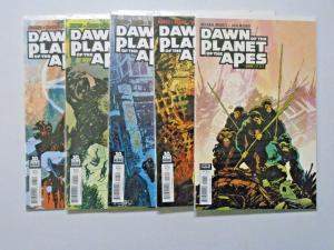 Dawn of the Planet of the Apes run #1 to #6 missing #2 - see pics - 8.0 - 2014