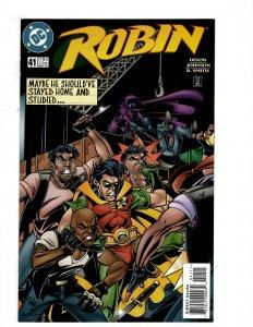 Robin #41 (1997) SR11
