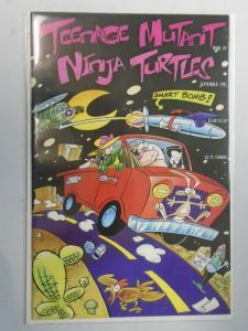 Teenage Mutant Ninja Turtles #39 (1991) 6.0 FN