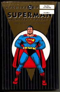 Superman: The Worlds Finest Archives 5 hardcover- sealed