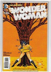 WONDER WOMAN (2011 DC) #31 NM