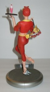 DC Bombshells THE FLASH Jesse Quick Ltd Ed 0017/5000 DC Collectibles Statue