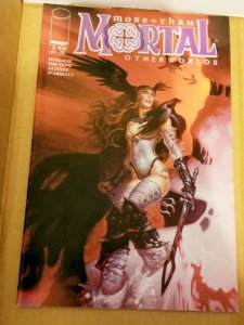 More Than Mortal: Otherworlds #3 (1999)