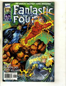 11 Fantastic Four Marvel Comics # 1 2 3 4 6 7 8 9 12 13 14 16 The Thing NP8