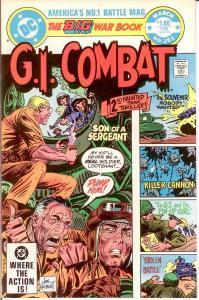 GI COMBAT 251 VF-NM March. 1983 COMICS BOOK