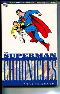 Superman Chronicles Volume 7 TPB trade