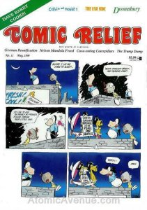 Comic Relief (magazine) #11 FN; Page One | save on shipping - details inside