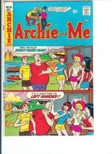 Archie and Me #69 - Bronze Age - October 1974 (VF)