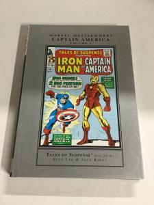 Marvel Masterworks Captain America Volume 1 Nm Near Mint HC TPB