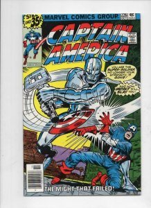 CAPTAIN AMERICA #226, VF/NM, Impact, Buscema 1968 1978, more CA in store