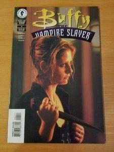 Buffy the Vampire Slayer #6 Photo Cover ~ NEAR MINT NM ~ (1999, Dark Horse)