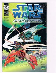 Star Wars River Of Chaos # 2 Dark Horse Comic Books Awesome Issue Modern Age S40