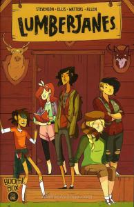 Lumberjanes #1A VF/NM; Boom! | 1st printing - save on shipping - details inside