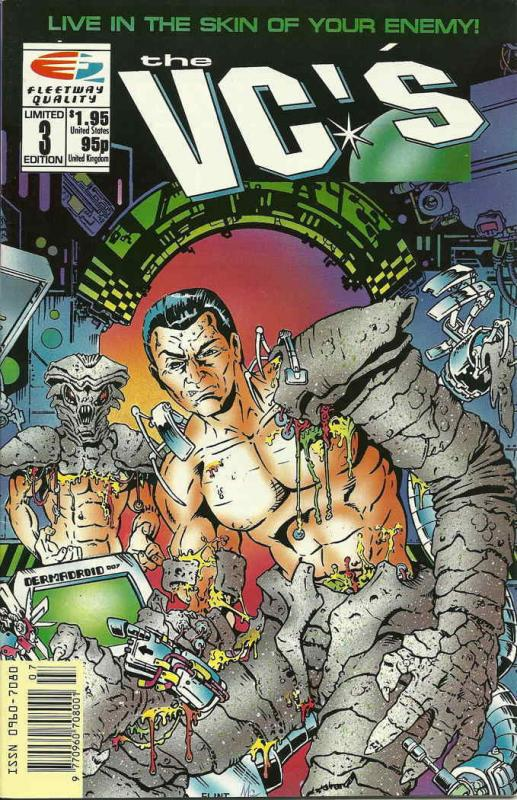 VC's, The #3 VF/NM; Fleetway Quality | save on shipping - details inside