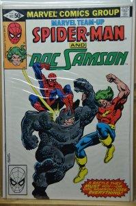 Marvel Team-Up #102 (1981)  Miller, Milgrom !!!