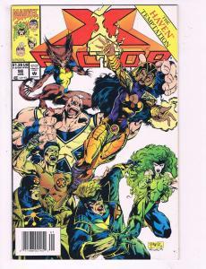 X-Factor #98 VF Marvel Comics Comic Book X-Men 1993 DE10