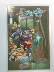 DV8 Wizard #1/2 With Certificate of Authenticity 8.0 VF (1997)
