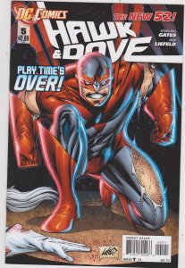 Hawk and Dove #5