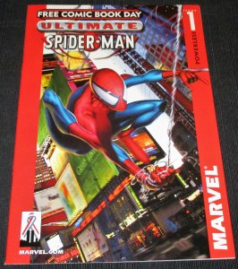 Ultimate Spider-Man #1 Free Comic Book Day (2007)