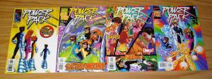 Power Pack vol. 2 #1-4 VF/NM complete series - marvel comics - colleen doran 3