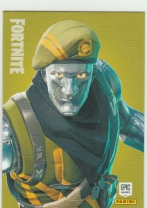 Fortnite Diecast 169 Rare Outfit Panini 2019 trading card series 1