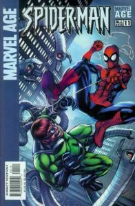 Marvel Age Spider-Man #11, NM (Stock photo)