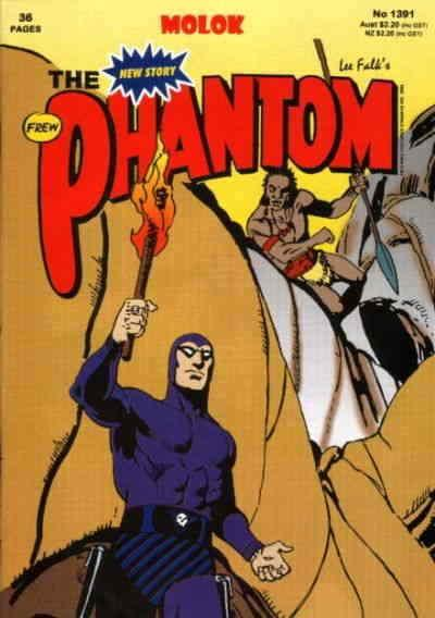 Phantom, The (Frew) #1391 VF/NM; Frew | save on shipping - details inside