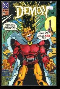 The Demon #18 (1991)