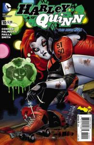 Harley Quinn (2nd Series) #10A VF/NM; DC | save on shipping - details inside