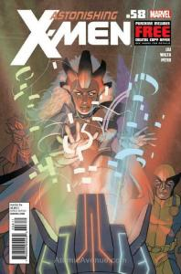 Astonishing X-Men (3rd Series) #58 VF/NM; Marvel | save on shipping - details in