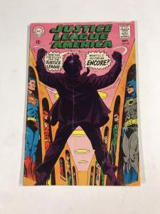 Justice League Of America 65 2.0 Good Gd Dc Silver Age