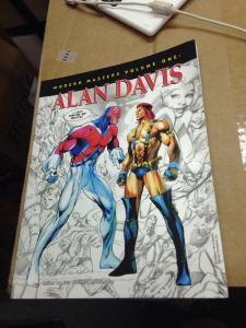 Modern Masters Vol. 1 Alan Davis 1st printing