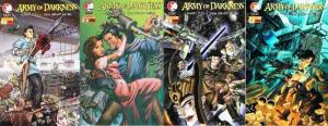 ARMY OF DARKNESS SHOP TIL YOU DROP (2005 DEVILS DUE)1-4