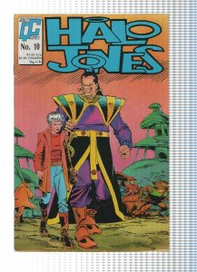 HALO JONES, Volumen 1, Numero 10: Armies of the Night (Quality Comics)
