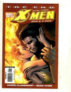 12 X-Men The End Marvel Comics Book 3 # 1 2 3 4 5 6 Book 2 # 1 2 3 4 5 6 EK13