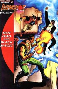 Bloodshot (1993 series) #24, NM- (Stock photo)