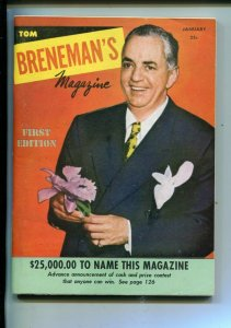 TOM BRENEMAN'S #1-01/1948-WHISTLER'S MOTHER-SOUTHERN STATES-vf