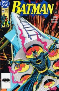 Batman (1940 series) #466, NM- (Stock photo)