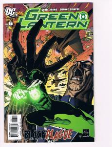 Green Lantern # 6 DC Comic Books Awesome Issue Sinestro Hal Jordan WOW!!!!!! S24