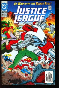 Justice League Europe #48 (1993)