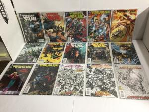 Forever Evil 27 Issue Variant Lot Nm Near Mint New 52.   IK