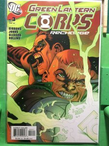 Green Lantern Corps Recharge #3 of 5