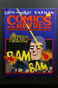 Comics Revue #48 1990 Phantom Cover