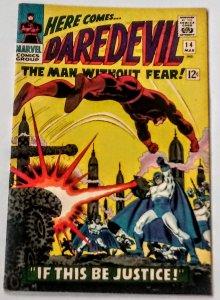 Daredevil #14 Stan Lee Gene Colan Marvel Silver Age DD ID23H