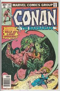 Conan the Barbarian #104 (Nov-79) NM- High-Grade Conan the Barbarian