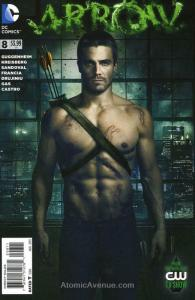 Arrow (DC) #8 FN; DC | save on shipping - details inside