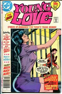 Young Love #124 1977-DC-woman in prison-African-American woman-Alex Toth-VF/NM
